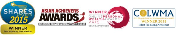 Our 2015 Award wins to date